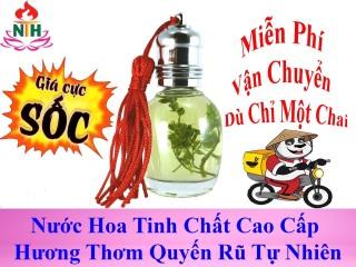 nước hoa tinh dầu mẫu lăn hoa , thơm phòng , dùng trên người nhẹ dịu thơm lâu, hàng chuẩn thumbnail
