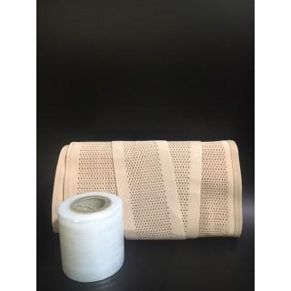 combo màng nilon + nịt bụng quấn nóng thải mỡ bụng - dùng cho bộ quấn ủ nóng Slimming body thumbnail