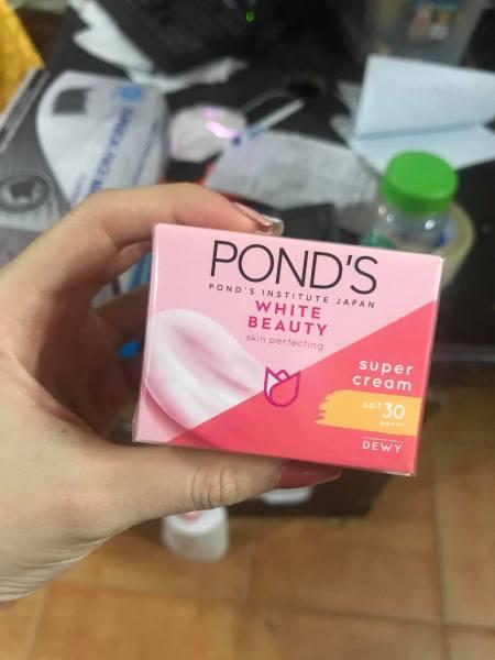Kem siêu dưỡng Pond's White Beauty SPF 30/PA+++ - ban ngày
