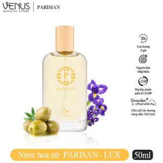 NƯỚC HOA VENUS PERFUME HOUSE - PARISIAN LUX for HER 50ML thumbnail
