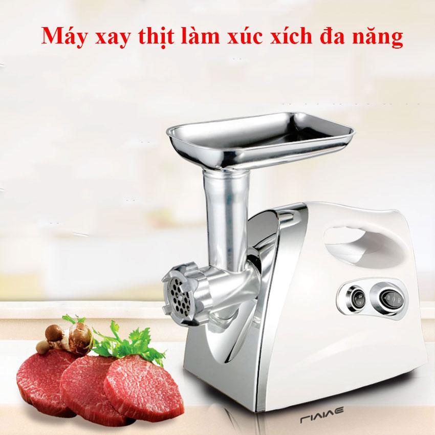 Máy Xay thịt đa năng ST làm xúc xích, lạp xưởng, mỳ, đồ khô ...xay nhuyễn, sử dụng dễ dàng, an toàn