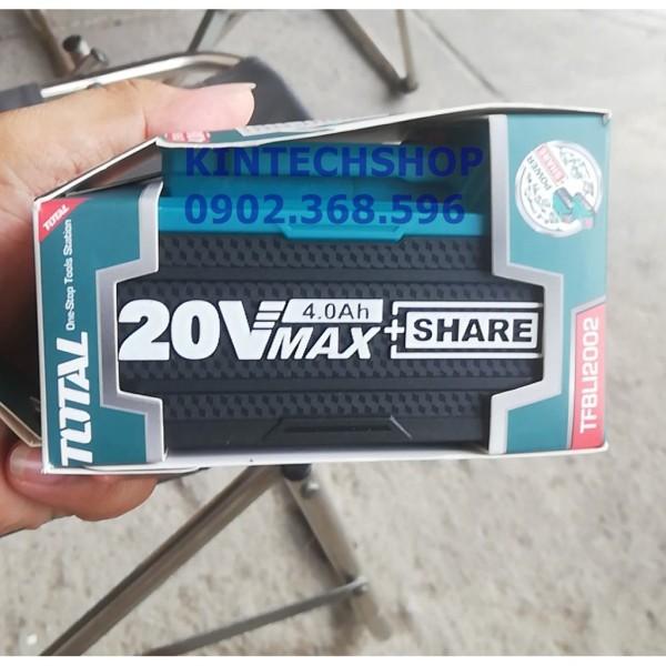 pin Lithium - lon 20v / 2.0ah