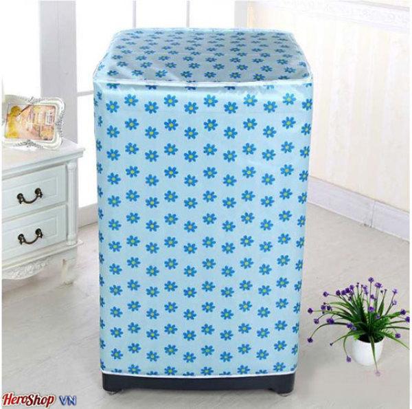 Bảng giá Áo trùm máy giặt cửa trên. Chất liệu vải cao cấp, đa dạng màu sắc. Điện máy Pico