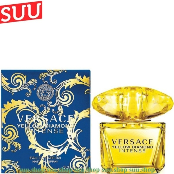 Nước Hoa Nữ 90ml Versace Yellow Diamond Intense