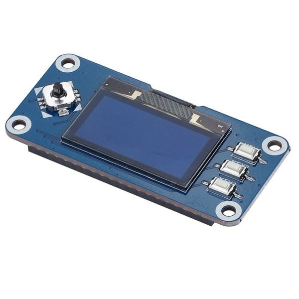 Bảng giá Waveshare 1.3Inch OLED Display HAT for Raspberry Pi 128X64 Pixels with Embedded Controller SPI / I2C Interface Phong Vũ