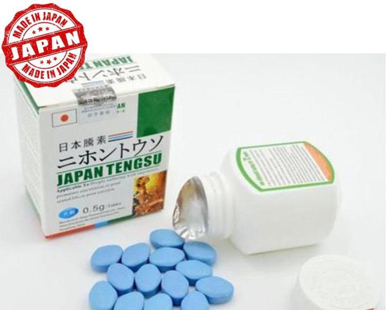 Viên_uống tăng cường sinh lý_nam, kéo dài thời gian, chống, trị xuất tinh sớm_JAPAN TENGSU (hộp 16 viên) (che tên khi giao hàng) nhập khẩu