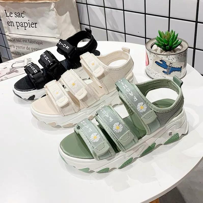 Sandal nữ,sandal học sinh,sandal thời trang fashion 3 quai siêu đẹp giá rẻ