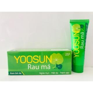 Yoosun Rau Má tuýp 25g thumbnail