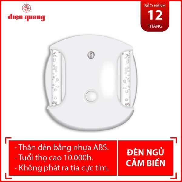 Đèn ngủ cảm biến LED Điện Quang ĐQ LNL05 (Cảm biến quang và đổi màu tự động)