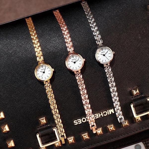 Nơi bán Đồng hồ thời trang nữ DZG S4 dây kim loại sang trọng SCS47369