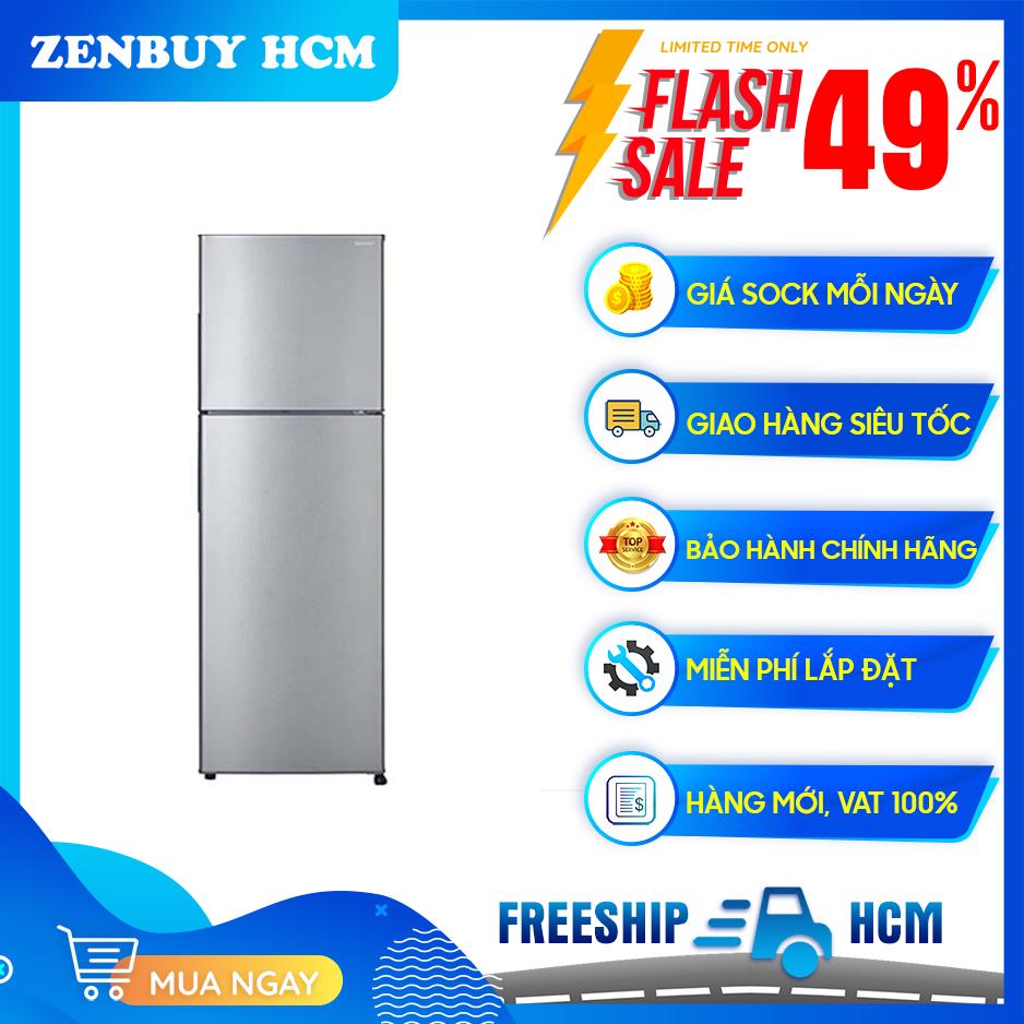 [Trả góp 0%]Tủ lạnh Sharp Inverter 253 lít SJ-X281E-DS - Bộ lọc với các phân tử Ag+Cu Công nghệ làm lạnh Gián tiếp