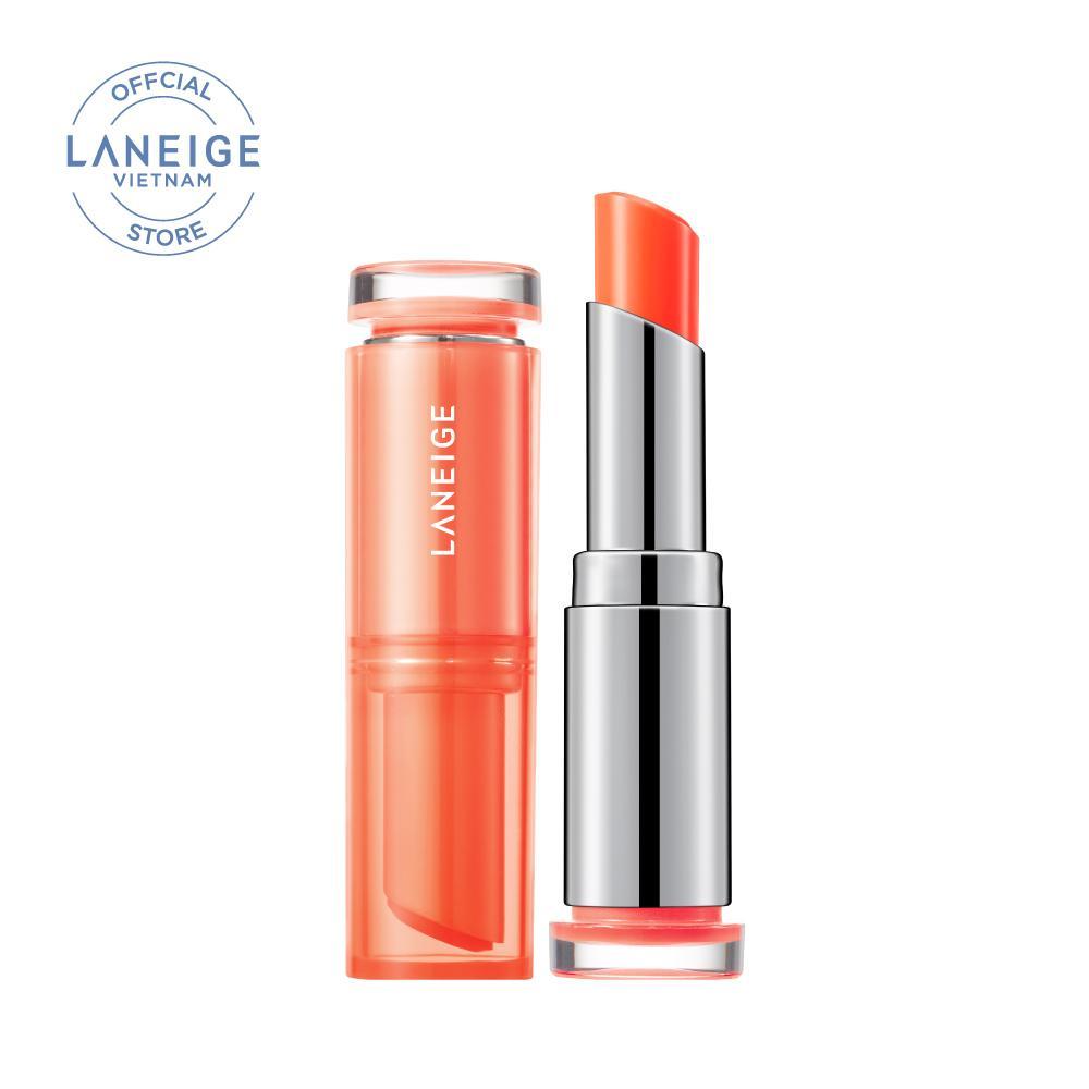Son dưỡng môi Laneige Stained Glow Lip Balm 3g tốt nhất