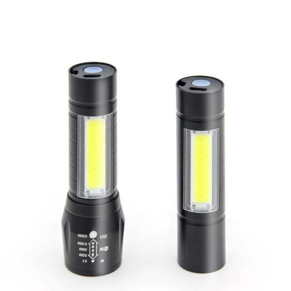 Bảng giá [HCM]Đèn pin zoom 911 (sài pin)