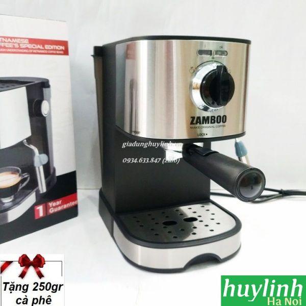 Bảng giá Máy pha cà phê Zamboo ZB-86CF - Tặng 250 gr cafe Điện máy Pico