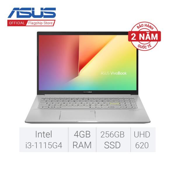 Bảng giá Laptop ASUS VivoBook 14 A415EA-EB358T  i3-1115G4  4GB DDR4  256GB SSD  Intel® UHD Graphics  14 inch FHD  Windows 10 Phong Vũ