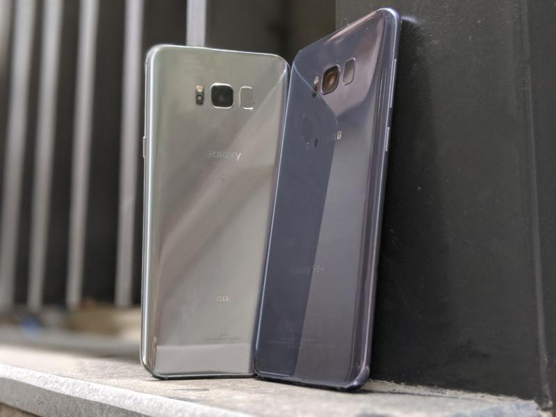 Điện thoại Samsung Galaxy S8+ - đep zin 100% - tang pk đầy đủ