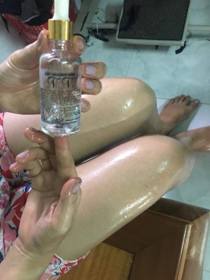 Nước lột thay da sinh học cao cấp N&N