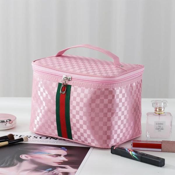 Túi đựng mỹ phẩm cá nhân sang chảnh 88079 shop bán buôn nhập khẩu