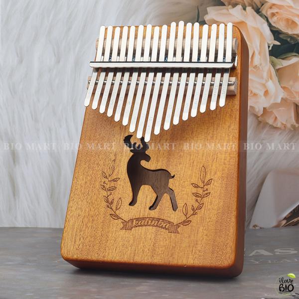 Đàn Kalimba 17 Phím - Đàn Kalimba Thumbs Piano Sử Dụng Ngón Tay - BIO89