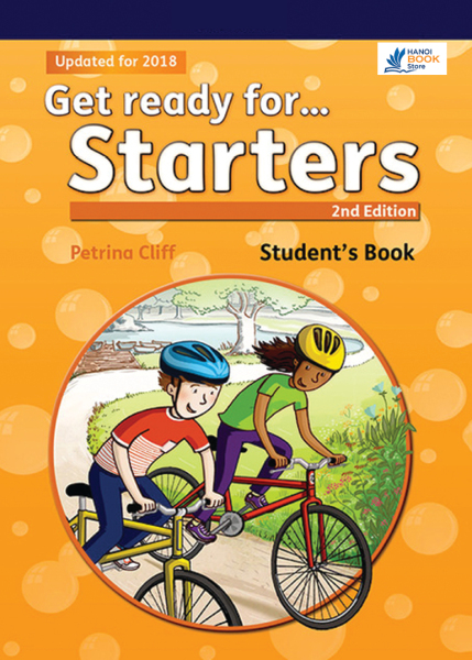 Get Ready For Starters, 2Nd Edition (sách màu) - Hanoi bookstore