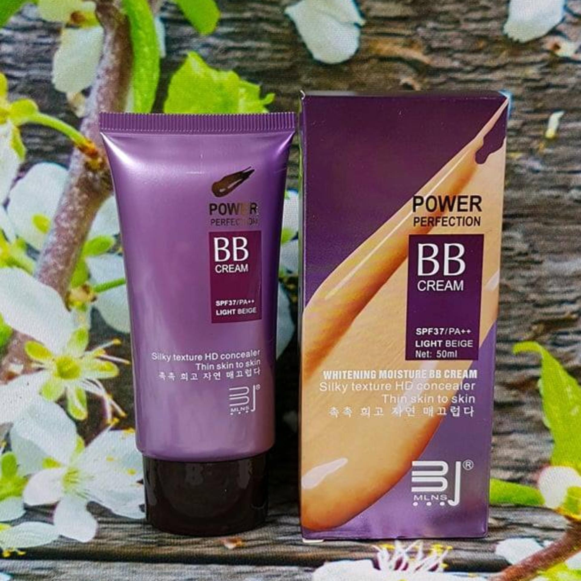 BB cream spf37/pa++ light beige 50ml|nền và che khuyết điểm cho da nhạy cảm-purple tốt nhất