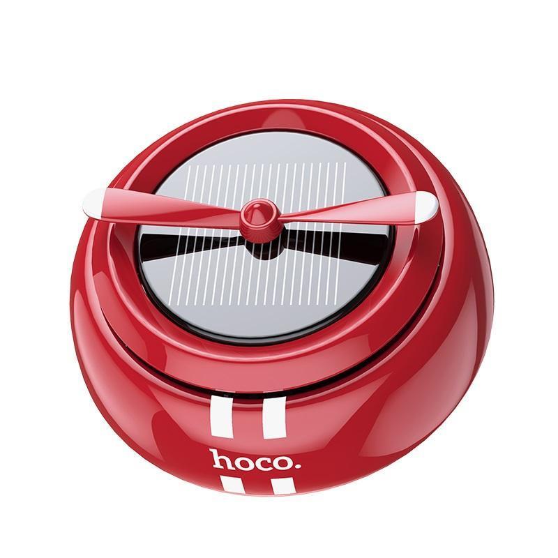 Nước hoa trên Ô tô bằng năng lượng mặt trời Hoco PH22 -Hàng phân phối chinhs hãng