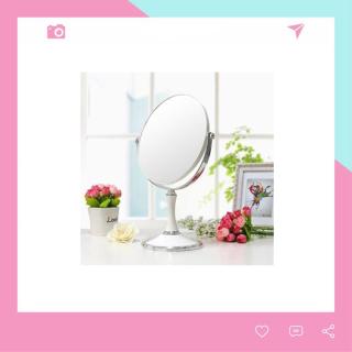 Gương Trang Điểm Để Bàn 2 Mặt Cao Cấp GT11 thumbnail