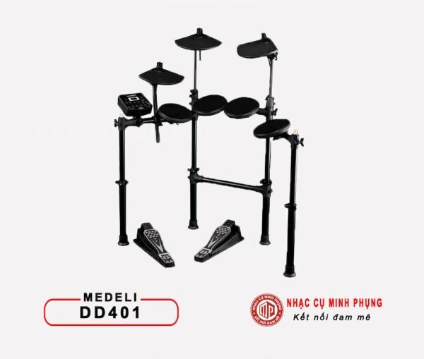 Trống điện tử Medeli DD401