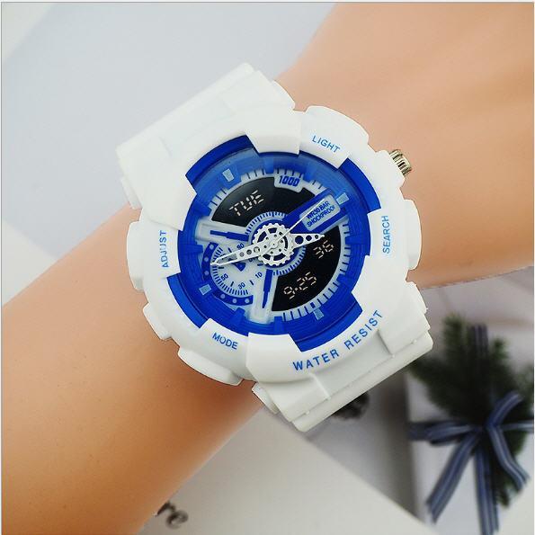 Nơi bán Đồng hồ thời trang nam nữ Candycat mẫu chạy kim giả điện tử S91