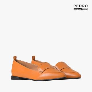 PEDRO - Giày đế bệt nữ mũi nhọn Studded Pointed PW1-65500040-36 thumbnail