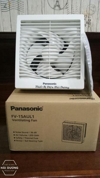 Quạt hút gắn tường Panasonic FV-15AUL1 - Bảo hành 2 năm