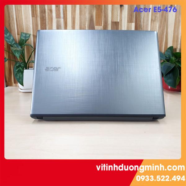 Bảng giá Laptop Acer E5-476 - Core i5 8250U - Ram 4GB - SSD 240GB Phong Vũ