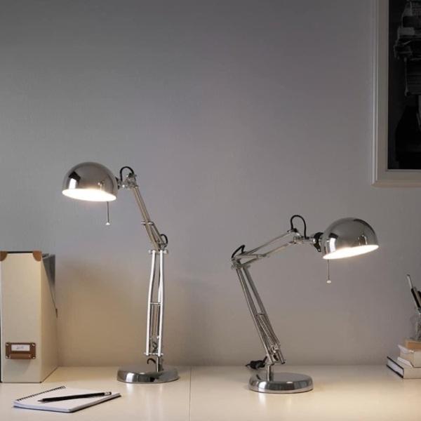 Đèn bàn học/Work lamp white