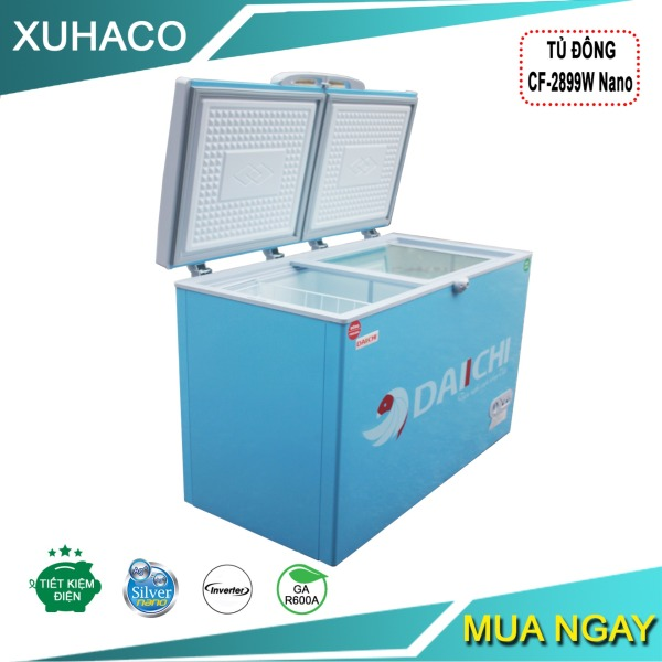 Bảng giá Tủ Đông Daiichi CF2899W (230L) Inverter - Hàng Chính Hẵng Điện máy Pico