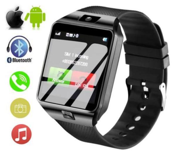 Nơi bán Đồng hồ thông minh nghe gọi Lắp SIM độc lập cảm ứng như điện thoại