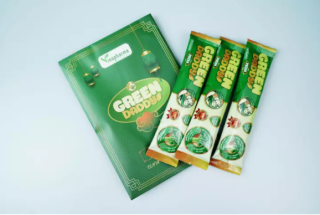 Sữa non Green Daddy Pedia 3 gói dùng thử, sữa non hỗ trợ tăng cường tiêu hóa, giúp ăn ngon miệng, hỗ trợ tăng cường sức đề kháng thumbnail