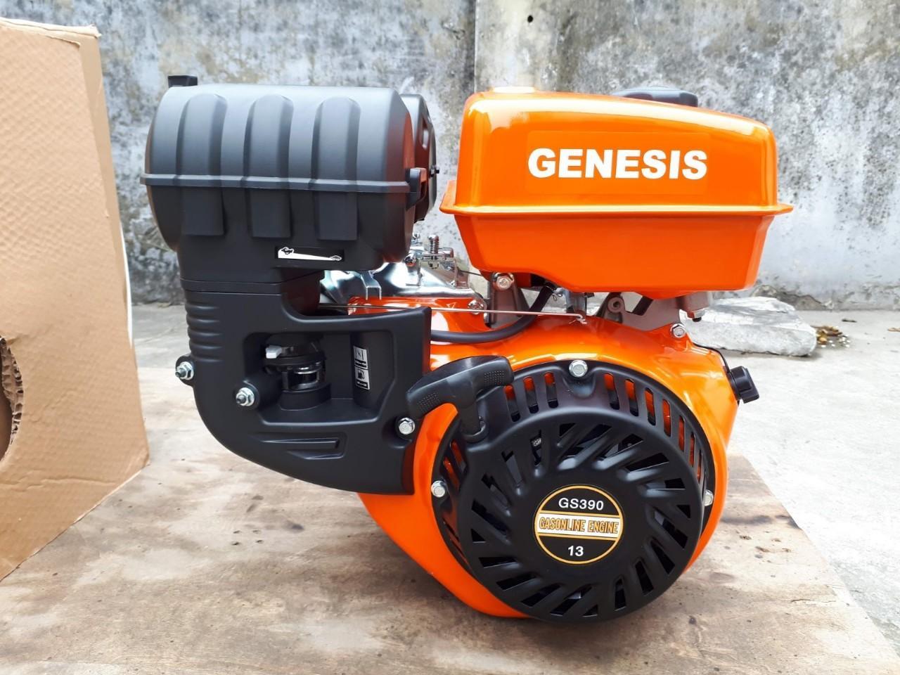 Động Cơ nổ Xăng 13hp Genesis GS390