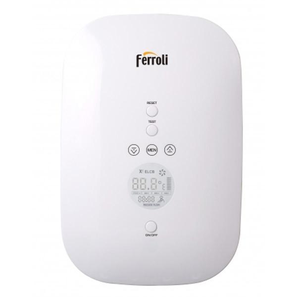 Bảng giá Máy nước nóng trực tiếp Ferroli Divo SDN 4.5S (Hiển thị điện tử)+ Tặng 01 dây cấp