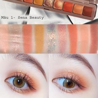 Bảng phấn mắt 9 màu Soft Eyeshadow- NOVO thumbnail