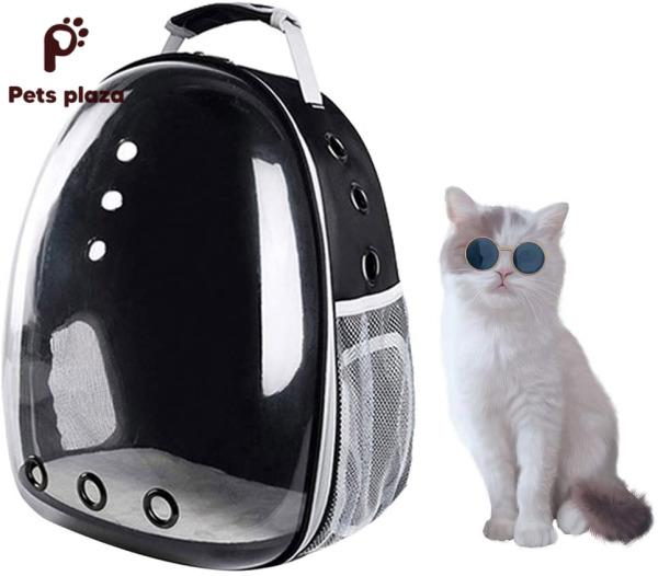 Balo Vận Chuyển Chó Mèo - Balo Trong Suốt Cho Chó Trong Vòng 10kg, Mèo 13kg - Pets plaza