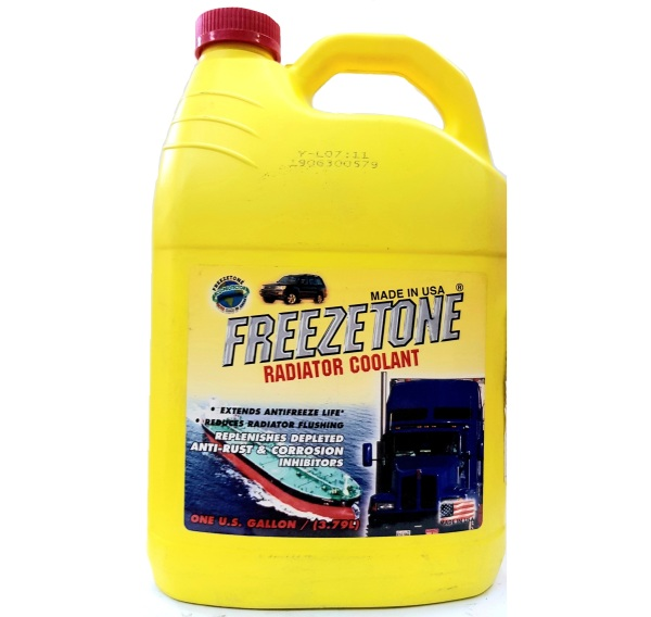 Nước làm mát xanh Freezetone 3.79L Của Mỹ