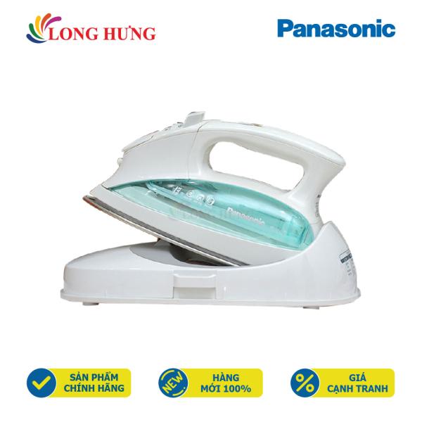 Bàn ủi hơi nước không dây Panasonic NI-L700SSGRA - Hàng chính hãng - Màu sắc mới mẻ, hoạt động với công suất 1850W-2150WW, không dây tiện lợi