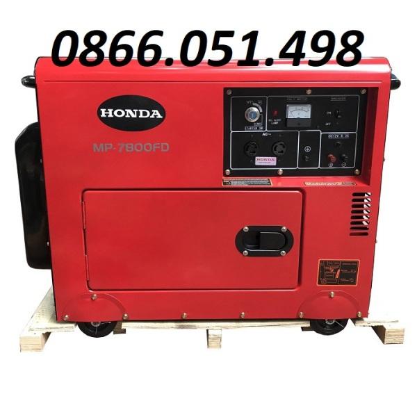 Máy Phát Điện Chạy Dầu 5Kw Honda MP-6800FD NEW