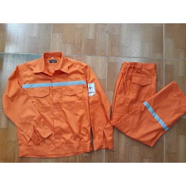 quần áo điện lực hàng nhà máy