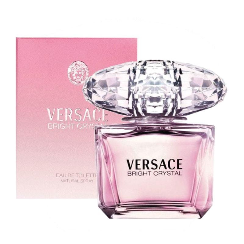 Nước Hoa Nữ Versace Bright Crystal EDT 90ml - Chuẩn Perfume