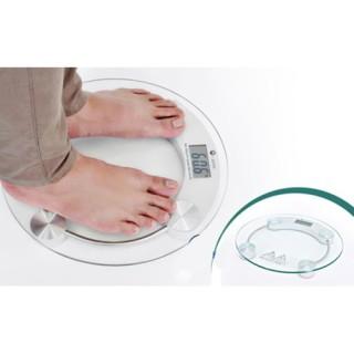 Cân Sức Khỏe Điện Tử cân tối đa 180kg (Trong Suốt) -dc1899 thumbnail