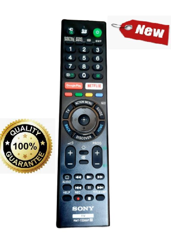 Bảng giá Điều khiển tivi Sony RMT -TZ300P các dòng 32 40 43 49 50 55 65 inch W X S R LED SMART OLED- Hàng tốt