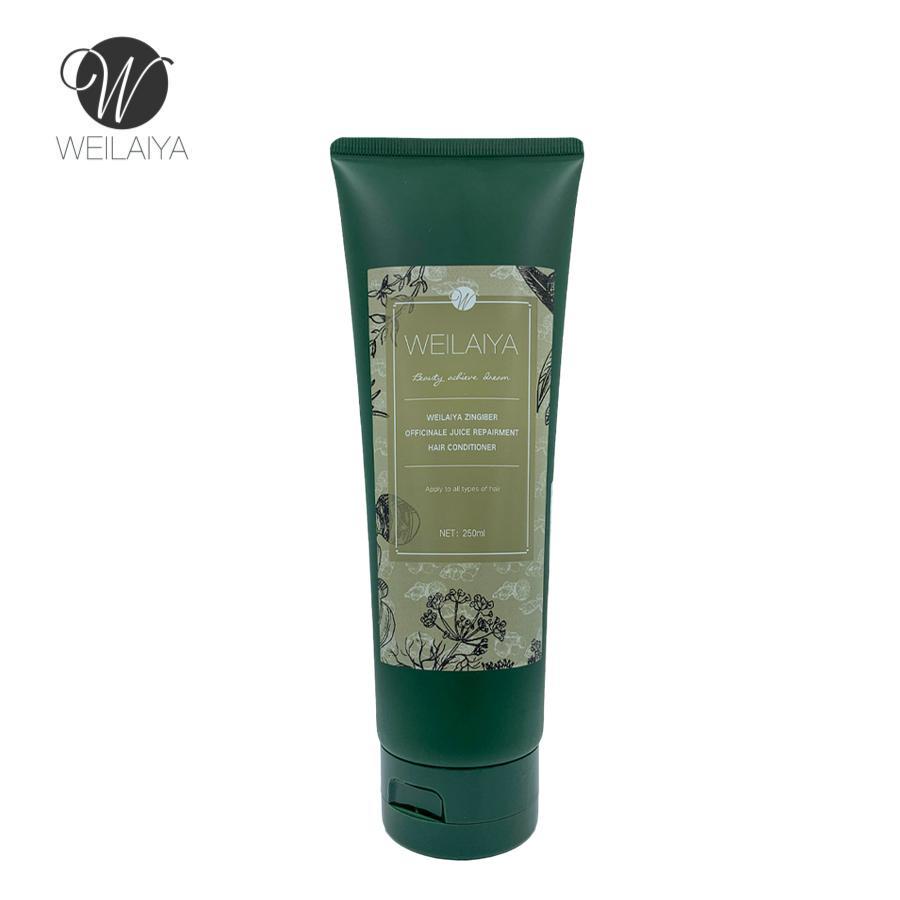 Dầu xả Weilaiya tinh chất gừng và hà thủ ô dành cho tóc rụng, tóc khô xơ và hư tổn - Hàng chính hãng nhập khẩu