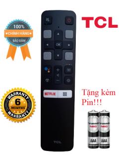 Điều khiển tivi TCL giọng nói- Hàng mới chính hãng TCL 100% Tặng kèm Pin thumbnail
