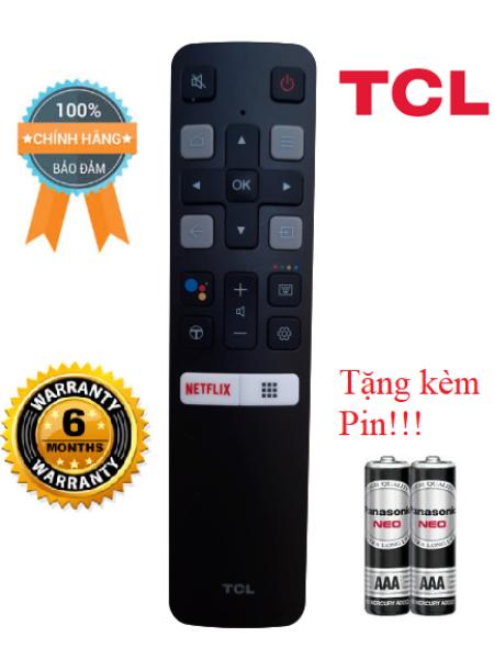 Bảng giá Điều khiển tivi TCL giọng nói- Hàng mới chính hãng TCL 100% Tặng kèm Pin